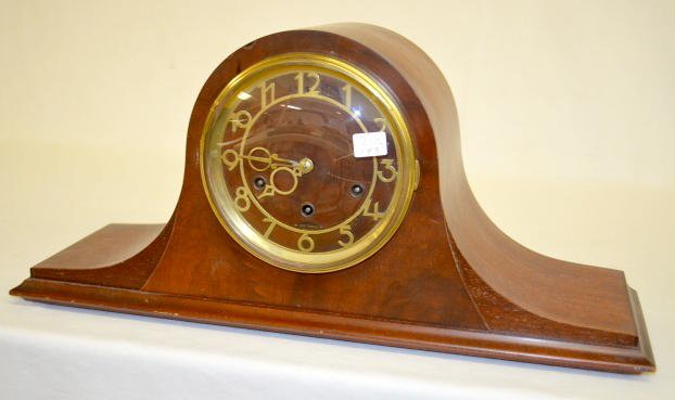 Seth Thomas Westminster Chime Tambour Clock